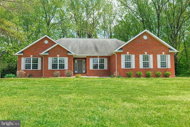 18551 Point Lookout, PARK HALL, MD 20667 (#MDSM175668) :: Blackwell Real Estate