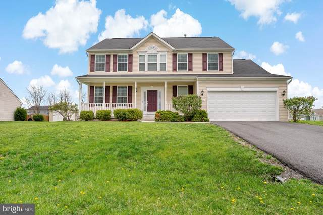 304 Pierce Arrow Way, MARTINSBURG, WV 25401 (#WVBE185258) :: Integrity Home Team