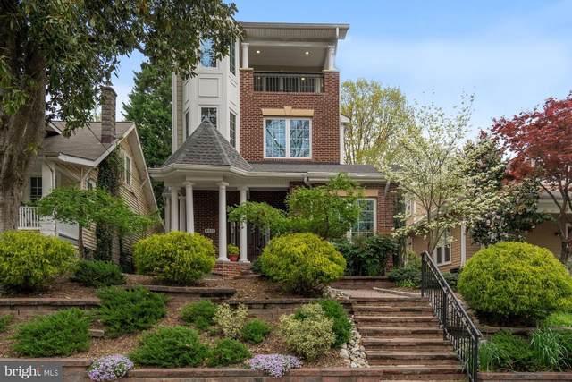 4415 P Street NW, WASHINGTON, DC 20007 (#DCDC517450) :: Integrity Home Team