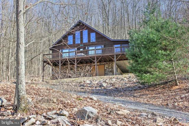 314 Eagles Nest Road, BLANCHARD, PA 16826 (#PACE100104) :: VSells & Associates of Compass