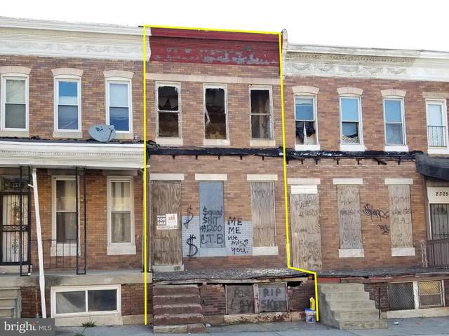 2329 Druid Hill Avenue, BALTIMORE, MD 21217 (#MDBA547444) :: Colgan Real Estate