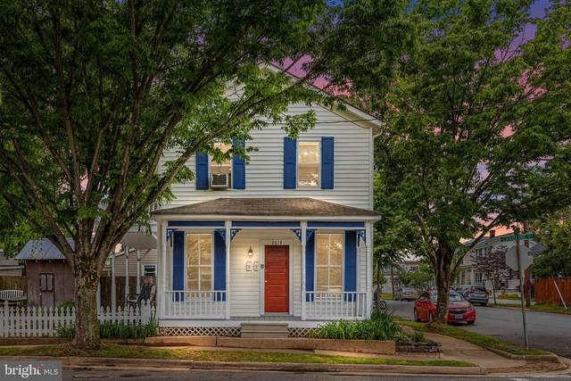 2614 Caroline Street, FREDERICKSBURG, VA 22401 (#VAFB118918) :: Bruce & Tanya and Associates