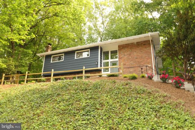 7816 Glenister Drive, SPRINGFIELD, VA 22152 (#VAFX1194242) :: Crews Real Estate