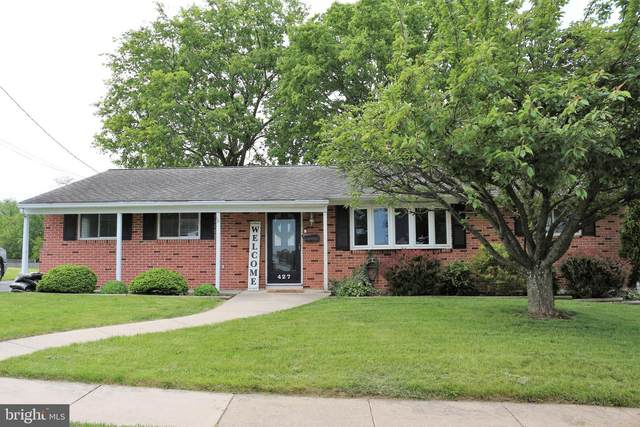 427 Rhode Island Avenue, HAGERSTOWN, MD 21740 (#MDWA179096) :: ExecuHome Realty