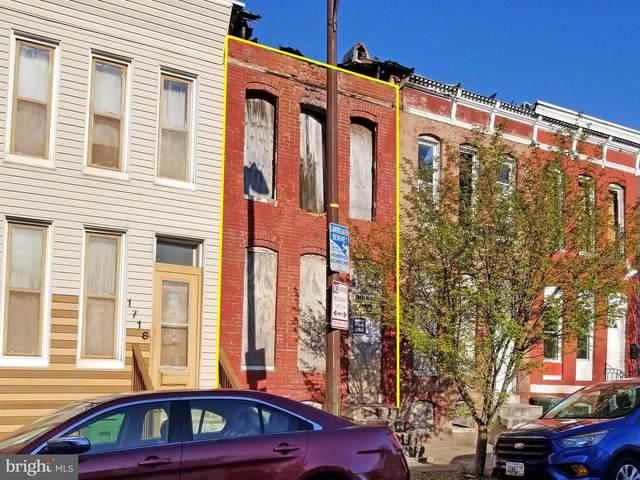 1720 N Mount Street, BALTIMORE, MD 21217 (MLS #MDBA547448) :: Maryland Shore Living   Benson & Mangold Real Estate
