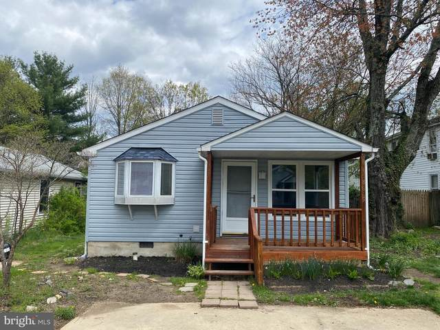 8615 Myrtle Avenue, BOWIE, MD 20715 (#MDPG603408) :: Bruce & Tanya and Associates