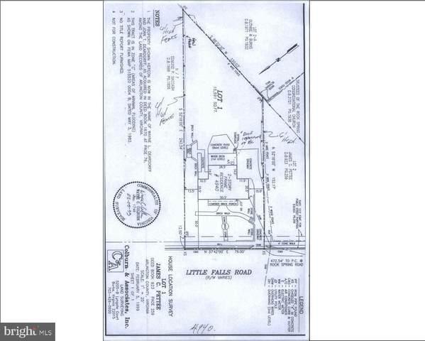4940 Little Falls Road, ARLINGTON, VA 22207 (#VAAR179816) :: The Piano Home Group