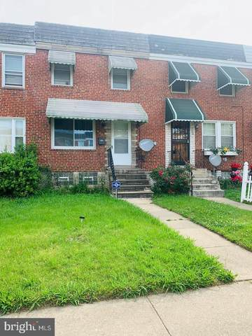 4006 Ardley Avenue, BALTIMORE, MD 21213 (#MDBA547460) :: BayShore Group of Northrop Realty