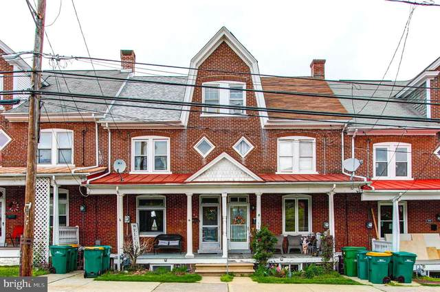 538 Adams Street, RED HILL, PA 18076 (#PAMC689676) :: LoCoMusings