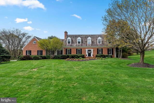 21616 Gentry Lane, BROOKEVILLE, MD 20833 (#MDMC753712) :: The Team Sordelet Realty Group