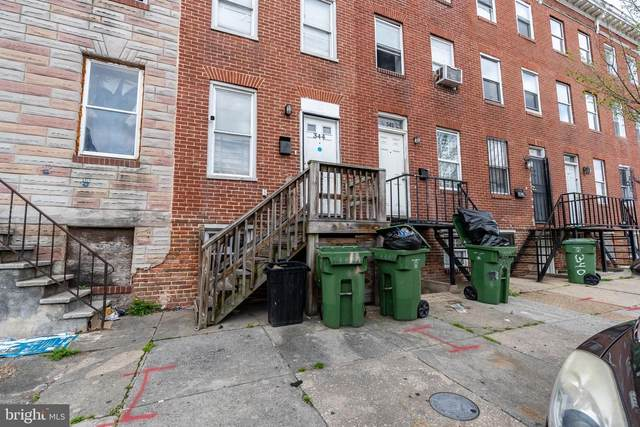 344 S Calhoun Street, BALTIMORE, MD 21223 (#MDBA547468) :: Lucido Agency of Keller Williams