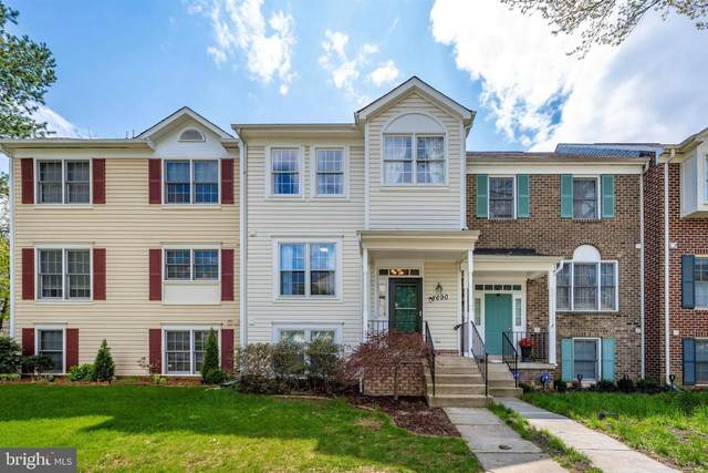 8690 Delcris Drive, MONTGOMERY VILLAGE, MD 20886 (#MDMC753718) :: Integrity Home Team