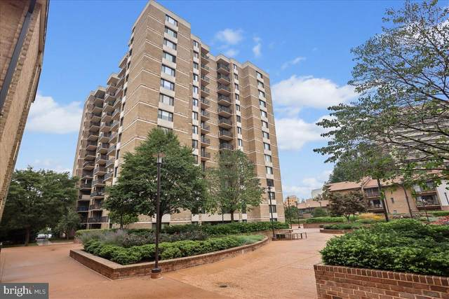 118 Monroe Street #1209, ROCKVILLE, MD 20850 (#MDMC753720) :: Integrity Home Team