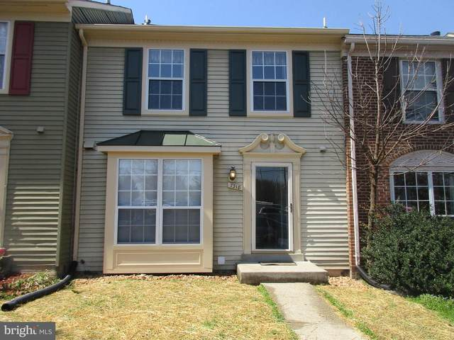 7318 Charlesborough Court, LORTON, VA 22079 (#VAFX1194288) :: Dart Homes