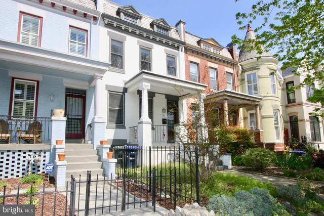 321 T Street NW, WASHINGTON, DC 20001 (#DCDC517490) :: John Lesniewski | RE/MAX United Real Estate