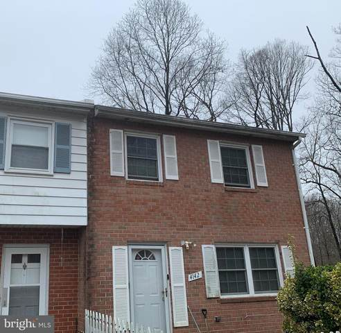 4142 Ferrara Terrace, WOODBRIDGE, VA 22193 (#VAPW520036) :: Shamrock Realty Group, Inc