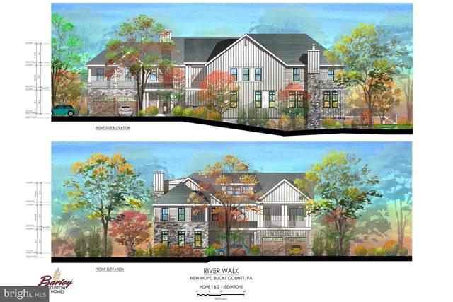 157 N Main Street Unit 2, NEW HOPE, PA 18938 (#PABU525044) :: LoCoMusings