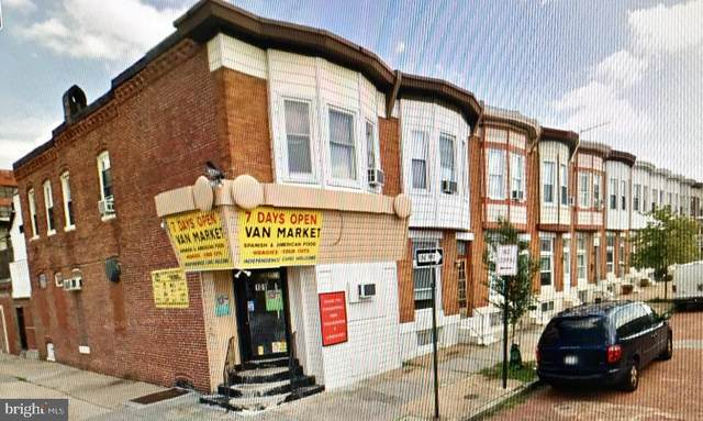 101 S Potomac Street, BALTIMORE, MD 21224 (#MDBA547490) :: Lucido Agency of Keller Williams