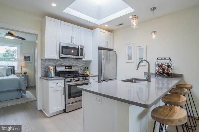 5224 4TH Street NW #202, WASHINGTON, DC 20011 (#DCDC517496) :: Berkshire Hathaway HomeServices McNelis Group Properties