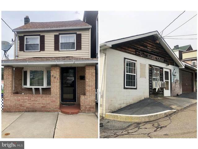 241 Arnot Street, SAINT CLAIR, PA 17970 (#PASK134956) :: Flinchbaugh & Associates