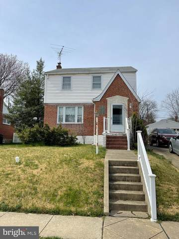 8122 Woodhaven Road, BALTIMORE, MD 21237 (#MDBC525932) :: The Piano Home Group