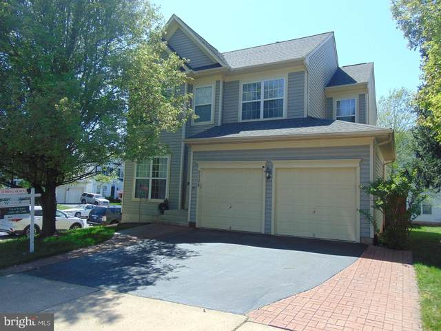 9308 Cougar Court, MANASSAS PARK, VA 20111 (#VAMP114722) :: Colgan Real Estate