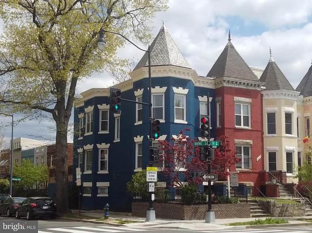 3033 11TH Street NW, WASHINGTON, DC 20001 (#DCDC517512) :: The Miller Team
