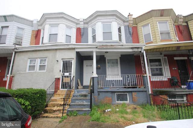 6114 Chancellor Street, PHILADELPHIA, PA 19139 (#PAPH1007916) :: Lucido Agency of Keller Williams