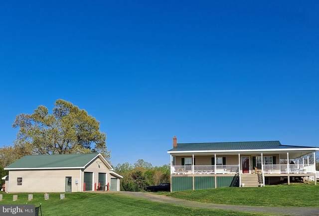 18628 Springs Road, JEFFERSONTON, VA 22724 (#VACU144246) :: Arlington Realty, Inc.