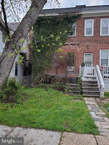 5327 Denmore Avenue, BALTIMORE, MD 21215 (#MDBA547522) :: Network Realty Group