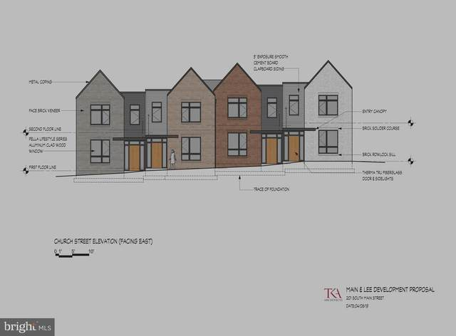 105 Lee Street, BLACKSBURG, VA 24060 (#VAMV100048) :: RE | Kopman - Real Estate Associates