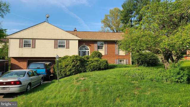 3808 Wilberta Street, OLNEY, MD 20832 (#MDMC753776) :: Bruce & Tanya and Associates