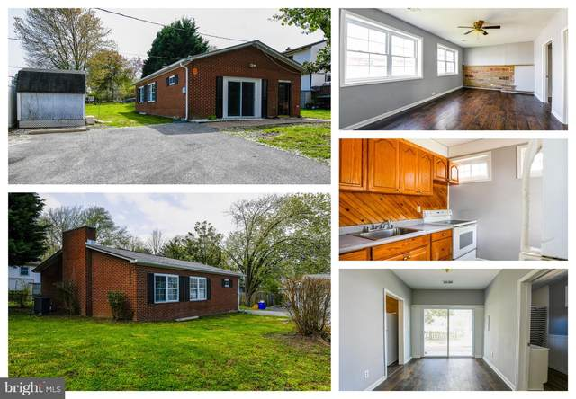 3624 27TH Street, CHESAPEAKE BEACH, MD 20732 (#MDCA182322) :: The Maryland Group of Long & Foster Real Estate