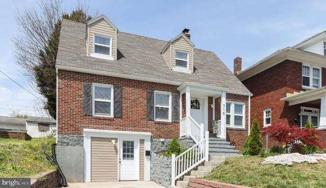 715 Guilford Avenue, HAGERSTOWN, MD 21740 (#MDWA179114) :: Bic DeCaro & Associates