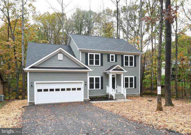 541 Monticello Circle, LOCUST GROVE, VA 22508 (#VAOR139060) :: Crossman & Co. Real Estate