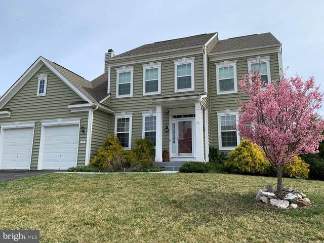 97 Lookout Mountain Court, HARPERS FERRY, WV 25425 (#WVJF142182) :: The Riffle Group of Keller Williams Select Realtors