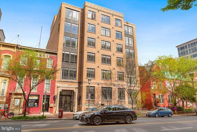 809 6TH Street NW #33, WASHINGTON, DC 20001 (#DCDC517536) :: ExecuHome Realty