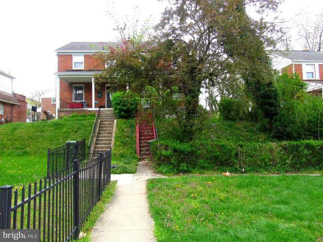 4904 Greenspring Avenue, BALTIMORE, MD 21209 (#MDBA547528) :: City Smart Living