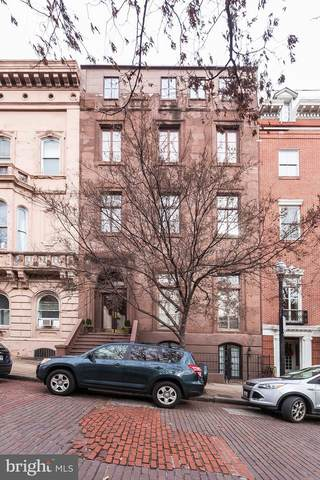 12 E Mount Vernon Place #1, BALTIMORE, MD 21201 (#MDBA547540) :: SURE Sales Group