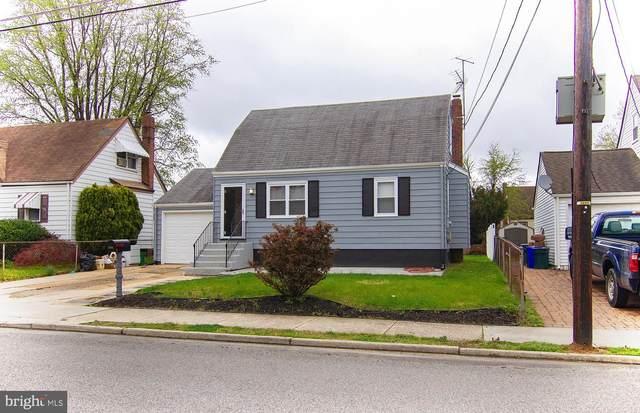 1145 Jefferson Avenue, BELLMAWR, NJ 08031 (#NJCD417756) :: The Dailey Group