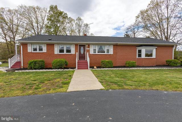 15917 Brandywine Road, BRANDYWINE, MD 20613 (#MDPG603460) :: Pearson Smith Realty