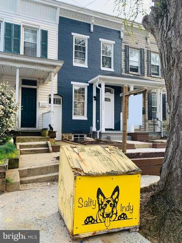 1003 W 38TH Street, BALTIMORE, MD 21211 (#MDBA547552) :: Realty One Group Performance