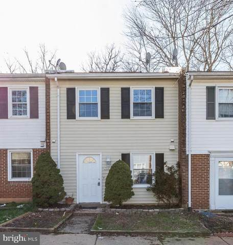7547 Whitehall Drive, MANASSAS, VA 20111 (#VAPW520092) :: Shamrock Realty Group, Inc