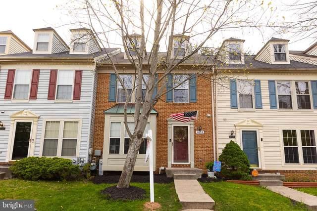 4855 Wainwright Circle, OWINGS MILLS, MD 21117 (#MDBC526000) :: Keller Williams Flagship of Maryland