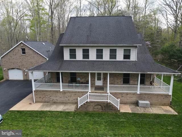 139 Doe Way, FREDERICKSBURG, VA 22406 (#VAST231328) :: Debbie Dogrul Associates - Long and Foster Real Estate