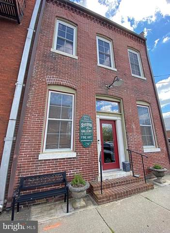 106 Bank Street, SNOW HILL, MD 21863 (#MDWO121814) :: BayShore Group of Northrop Realty