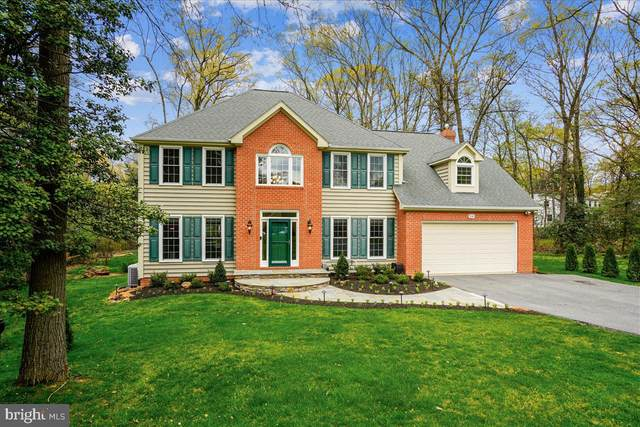 500 Pinefield Drive, SEVERNA PARK, MD 21146 (#MDAA465346) :: Keller Williams Flagship of Maryland