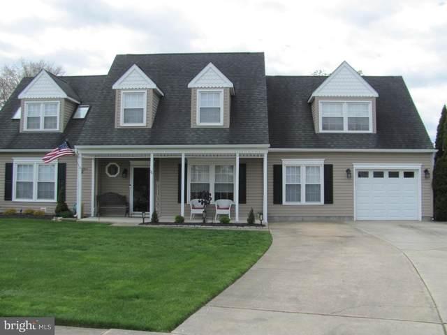 11 Hampton Court, BLACKWOOD, NJ 08012 (MLS #NJCD417772) :: Parikh Real Estate