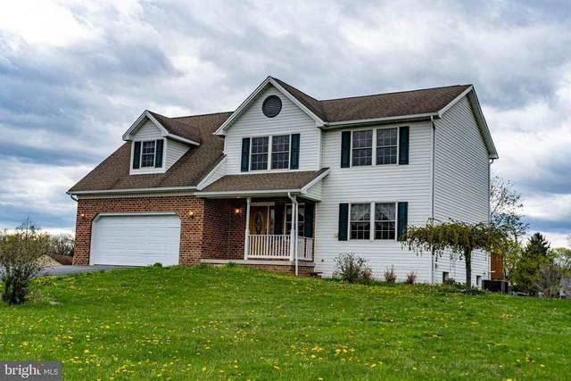134 Sunset Drive, MOUNT HOLLY SPRINGS, PA 17065 (#PACB133984) :: TeamPete Realty Services, Inc
