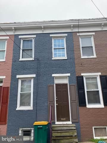 1317 Lemmon Street, BALTIMORE, MD 21223 (#MDBA547568) :: Lucido Agency of Keller Williams
